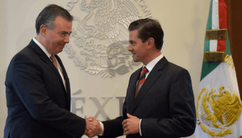 EPN designa Alejandro Díaz de León gobernador Banxico