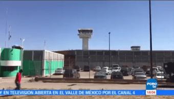 Escapa Reo Penal Cieneguillas Zacatecas Secretaría Seguridad Pública