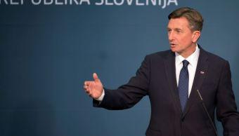 Presidente de Eslovenia gana elecciones para segundo mandato