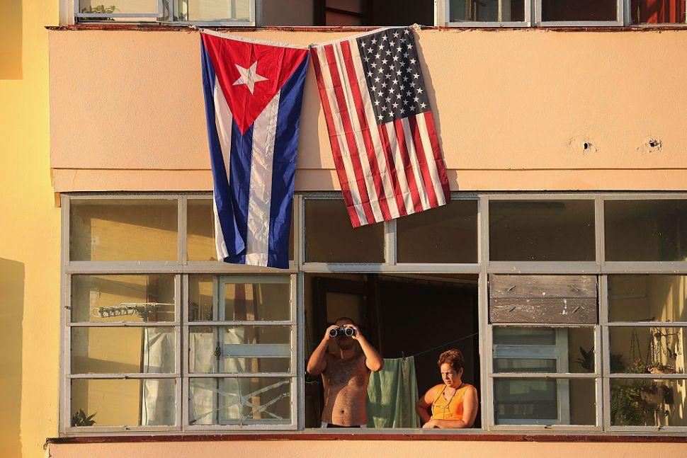 Cuba califica serio retroceso nuevas sanciones Estados Unidos