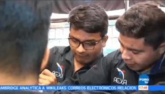 Estudiantes Hidalgo Ganan Premio Nasa Ingeniería