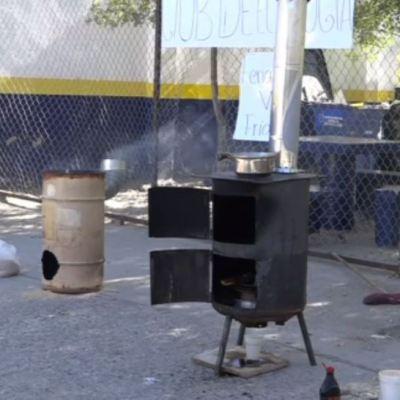 Estudiantes de Juárez crean calefactores ecológicos con aceite comestible