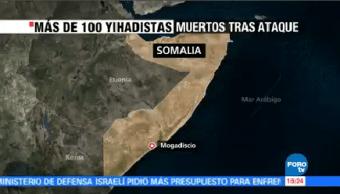 Eu Realiza Ataque Aéreo Contra Grupo Terrorista Somalia