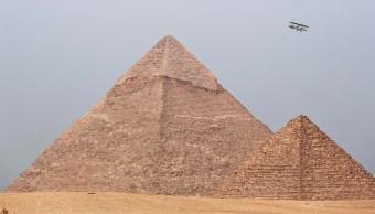 La Gran Pirámide de Giza, en Egipto. (AP, archivo)