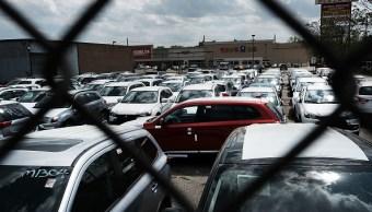 Fabricantes de autos en Estados Unidos reportan ventas dispares