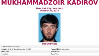 FBI busca segundo implicado ataque NY