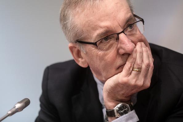 Fed de Nueva York confirma retiro de William Dudley