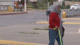 Nuevo frente frío provoca bajas temperaturas en Coahuila