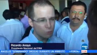 Frente Iniciará Diciembre Proceso Elegir Candidato Ricardo Anaya
