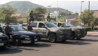 Arranca operativo de seguridad por fin de semana largo en Monterrey