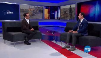 Genaro Lozano entrevista a Carlos Loret de Mola