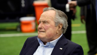 George H.W. Bush, expresidente de Estados Unidos
