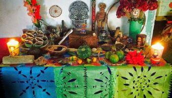 Yucatán celebra el 'Hanal Pixán', culto a los muertos