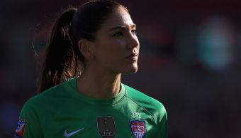Hope Solo acusa Joseph Blatter abuso sexual