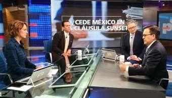 Guajardo detalla postura de México por reclamos de Trump y TLCAN