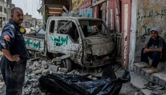 Irak, el país más golpeado por el terrorismo en 2016