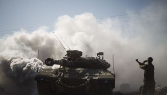 Israel hace disparos de advertencia a fuerzas sirias en el Golán
