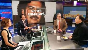 Juan Pablo Escobar presenta nuevo libro sobre su padre
