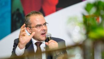 Juan Pardinas, director general de Instituto Mexicano para la Competitividad, Imco