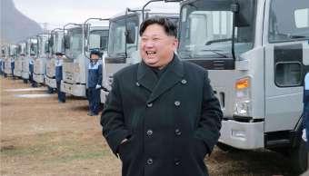 Kim Jong Un asegura que sanciones hacen más fuerte Norcorea