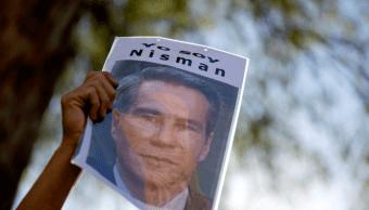 La misteriosa muerte del fiscal Nisman generó una ola de protestas en Argentina