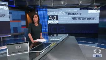 La Noticias, con Karla Iberia: Programa del 10 de noviembre de 2017
