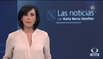 La Noticias, con Karla Iberia: Programa del 27 de noviembre de 2017
