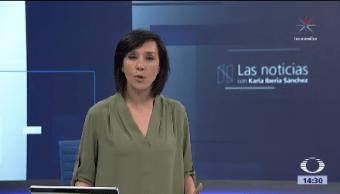 La Noticias, con Karla Iberia- Programa del 28 de noviembre de 2017