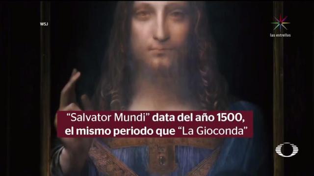 Las reacciones que provoca un cuadro de Da Vinci