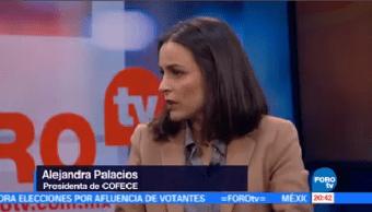 Alebrijes Entrevistan Alejandra Palacios Cofece