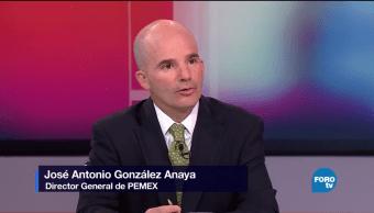 Los Alebrijes entrevistan a José Antonio González Anaya, director de Pemex