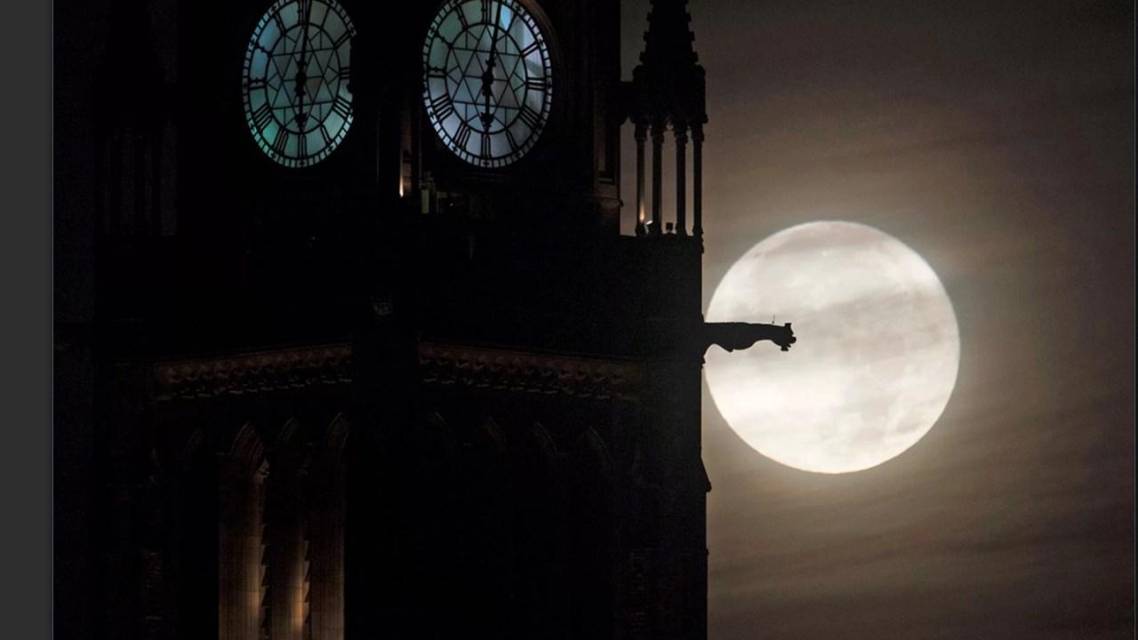 Luna llena sorprenderá por su inusual tamaño este sábado