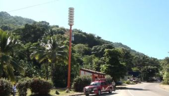 Mantenimiento del sistema de alertamiento de tsunamis en Jalisco podría activar alarma