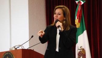 Margarita Zavala lanza tuit AMLO Anaya Meade