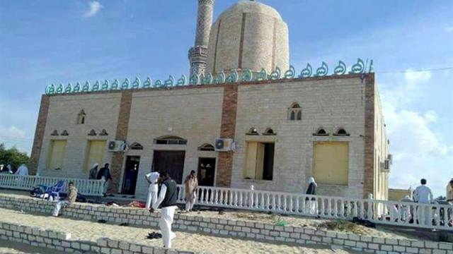 México condena atentado en la mezquita de Egipto