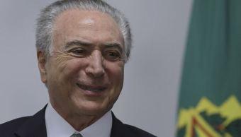 Presidente de Brasil se recupera de una operación en el corazón