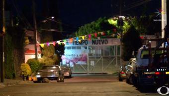 Muere menor en un centro deportivo de la delegación Tlalpan