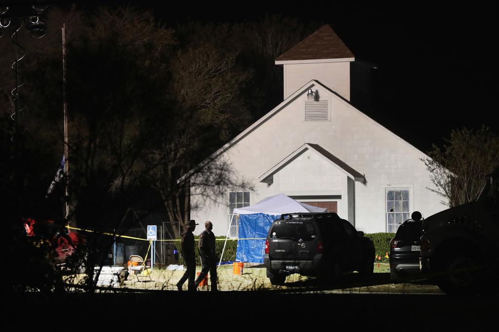 Tirador Texas recibió dos disparos y luego se suicidó