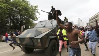 """Mugabe está """"dispuesto a morir por lo que es correcto"""""""