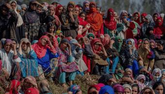 Mujeres en la India. (AP, archivo)