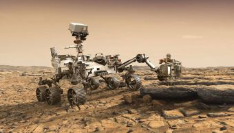 La próxima misión de la NASA a Marte en 2020 incluirá un vehículo no tripulado mejorado que buscará indicios de vida microbiana ancestral. (NASA)