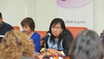 reconstruccion sismo cdmx prioridad derechos humanos nashieli ramirez