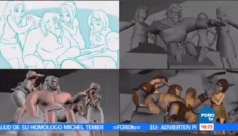 Nerdental Película Animada 3d Nerdental Creada Estudio Mexicano
