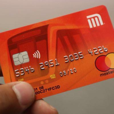 Desde este viernes se venden las nuevas tarjetas del Metro en Línea 7