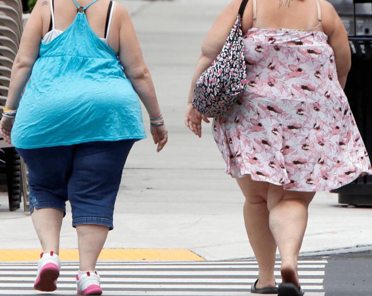 Mujeres padecen obesidad en Estados Unidos