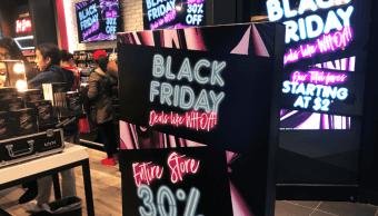 Ofertas del Black Friday (Viernes Negro) en Estados Unidos