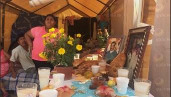 Colocan ofrenda en honor de víctimas de sismo en Jojutla
