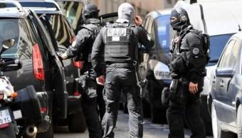 Detienen a 10 personas en operativo antiterroristas en Francia y Suiza