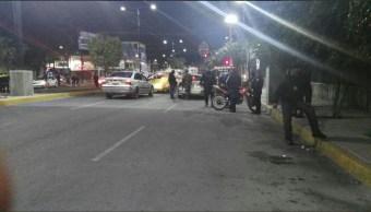 Vecinos de Los Reyes La Paz protestan en la CDMX