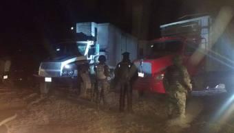 PF implementa operativo contra robo de combustible en Puebla
